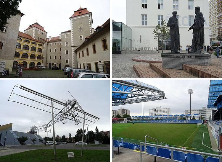 miasto Mlada Boleslav Czechy ciekawostki atrakcje zabytki