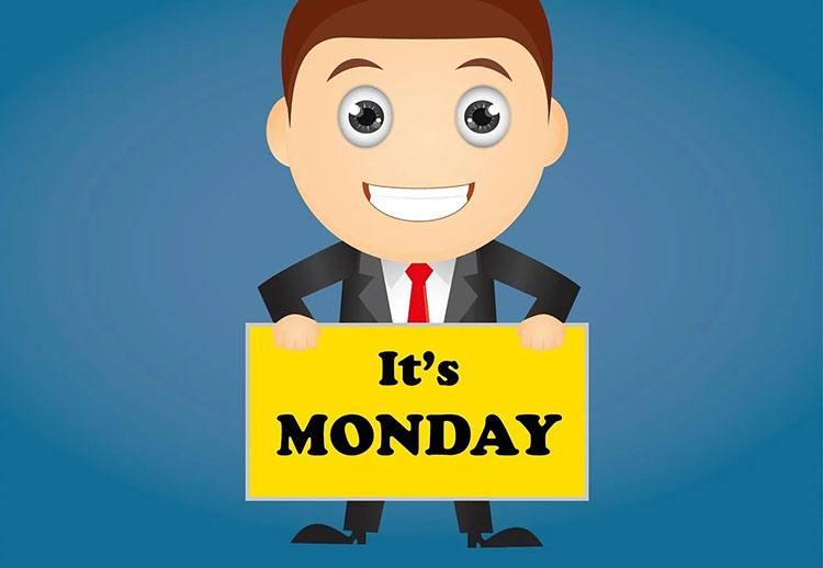 poniedziałek tydzień ciekawostki dni tygodnia cytaty przysłowia