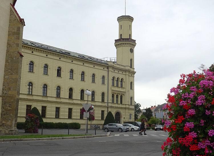 ratusz Nová radnice Mlada Boleslav Czechy ciekawostki atrakcje zabytki