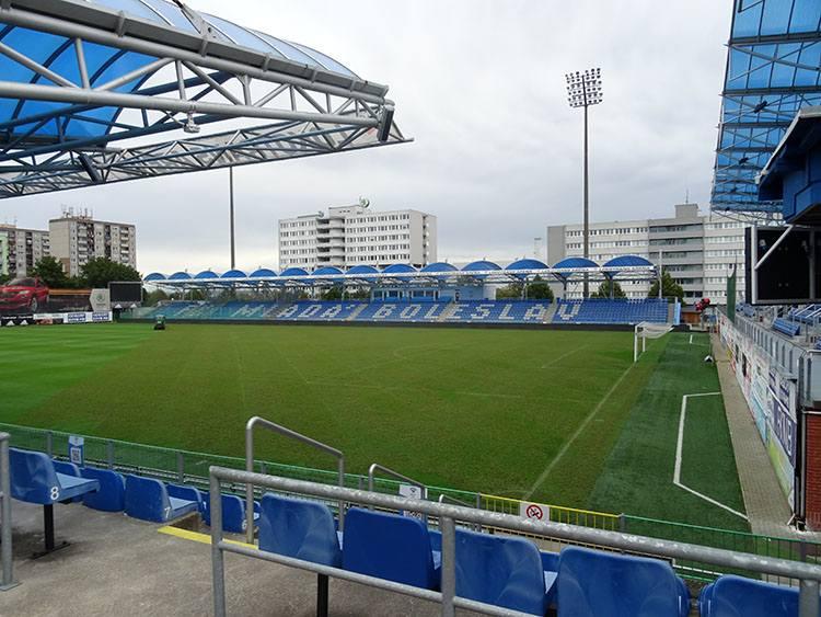 stadion BK Mlada Boleslav Czechy ciekawostki atrakcje zabytki