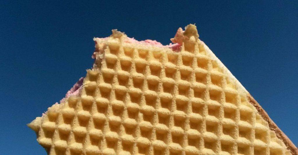 wafle ciekawostki wafelki andruty rożki do lodów