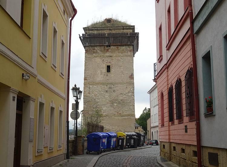 wieża Mlada Boleslav Czechy ciekawostki atrakcje zabytki