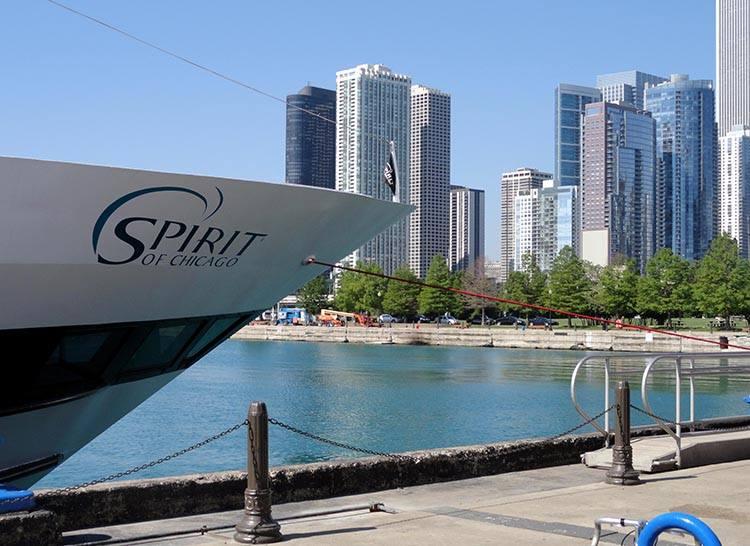 Wietrzne Miasto Chicago Illinois USA atrakcje ciekawostki