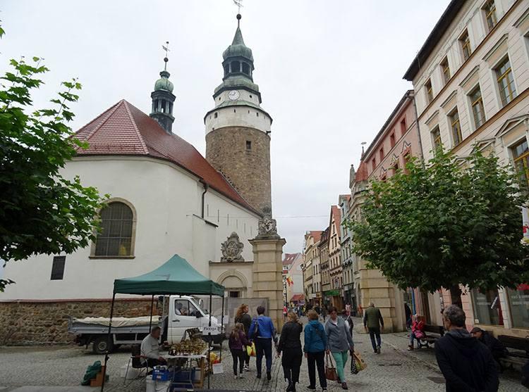 baszta Wojanowska kościół św. Anny Jelenia Góra ciekawostki atrakcje zabytki