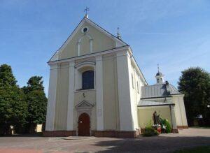 kościół św. Jakuba w Skaryszewie zabytki atrakcje
