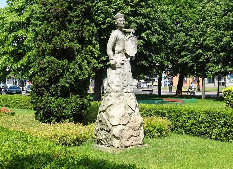 książę Siemowit IV Gostynin ciekawostki atrakcje zabytki
