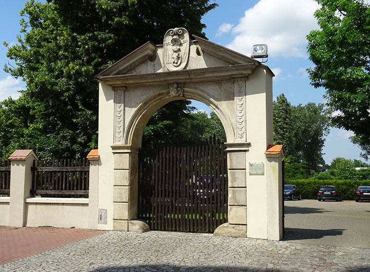 Brama Prymasowska Łowicz ciekawostki atrakcje zabytki