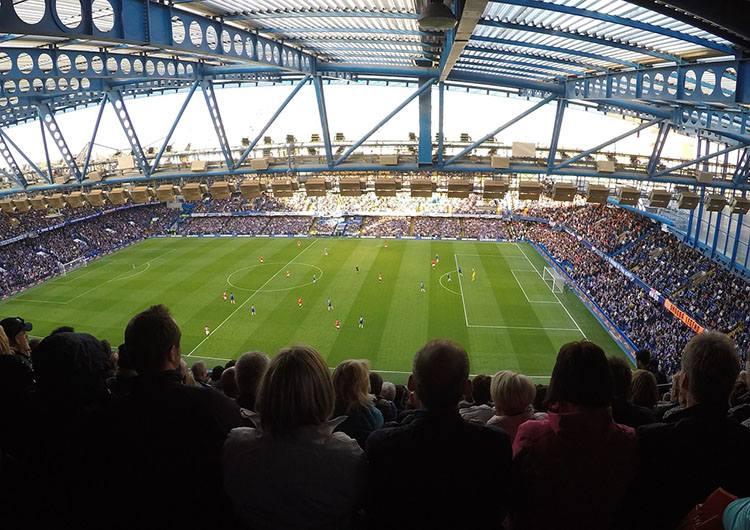 stadion Etihad Stadium Manchester City największe stadiony Anglia piłka nożna Premier League