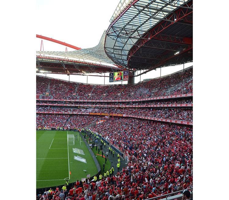 stadion Stadium of Light Sunderland największe stadiony Anglia piłka nożna Premier League