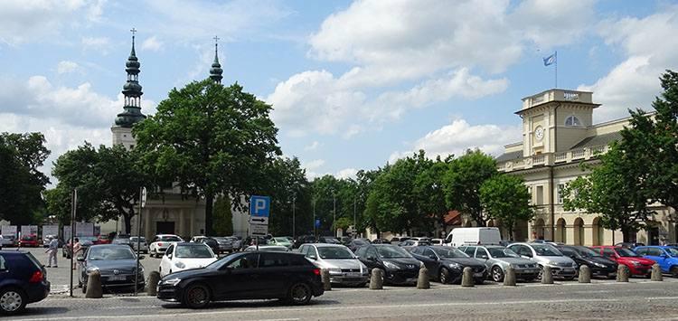 rynek Łowicz ciekawostki atrakcje