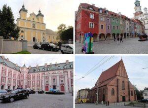 Poznań atrakcje zabytki ciekawostki poznańskie
