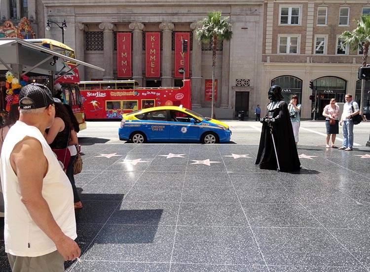 Aleja Gwiazd Hollywood Los Angeles ciekawostki